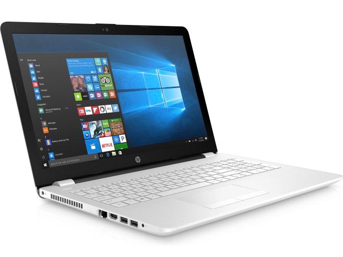 Ноутбук HP15-bw035ur (2BT55EA) AMD A6-9220 (2.5)/4GB/128GB SSD/15.6 1920x1080 AG/AMD Radeon 520 2GB/DVD нет/BT/Win10 Snow White ноутбук hp 15 bw035ur 2bt55ea 2bt55ea