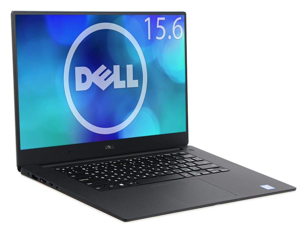 Ноутбук Dell XPS 15 (9560-0032) i5-7300HQ (2.5)/ 8Gb / 1Tb+128Gb SSD / 15.6 FHD IPS / GeForce GTX1050 4Gb / Win10 Pro / Silver ноутбук dell xps 15 9550 1370