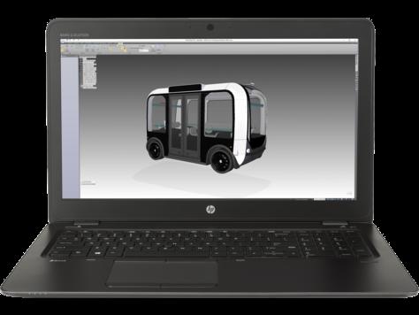 Ноутбук HP ZBook 15U G4 (Y6J99EA) i7-7500U (2.7)/8G/1T/15.6 FHD AG/AMD FirePro W4190M 2G/noODD/BT/Win10Pro Black, Metal ноутбук hp zbook 15 g3 y6j59ea y6j59ea