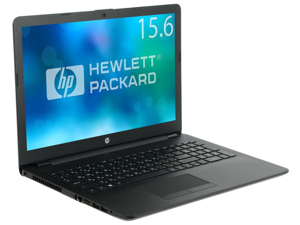 Ноутбук HP 15-bs157ur  i3-5005U (2.0)/4Gb/500GB/15.6 HD AG/Int:Intel HD/DVD-RW/Cam/Win10 (Jack Black) ноутбук lenovo ideapad 100 15ibd i3 5005u 2 0 4gb 500gb 15 6hd gl nv 920m 1gb dvd sm win10 80qq0010rk black