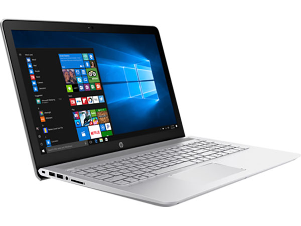 Ноутбук HP Pavilion 15-cc514ur (2CP20EA) i5-7200U (2.5)/6GB/1TB/15.6 FHD IPS/NV 940MX 2GB/noODD/BT/Win10 (Silver) ноутбук hp pavilion 15 cc530ur 2ct29ea core i5 7200u 6gb 1tb 128gb ssd nv 940mx 2gb 15 6 fullhd win10 red