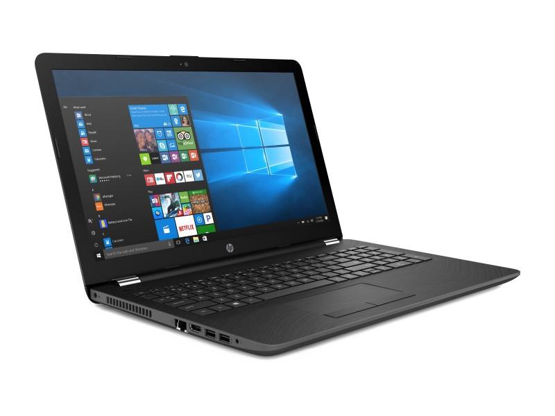 Ноутбук HP 15-bs077ur (1VH72EA) i3-6006U (2.0)/4GB/1TB/15.6 FHD AG/AMD Radeon 520 2GB/DVD-SM/BT/Win10 (Smoke Gray) ноутбук hp 15 bs077ur 1vh72ea