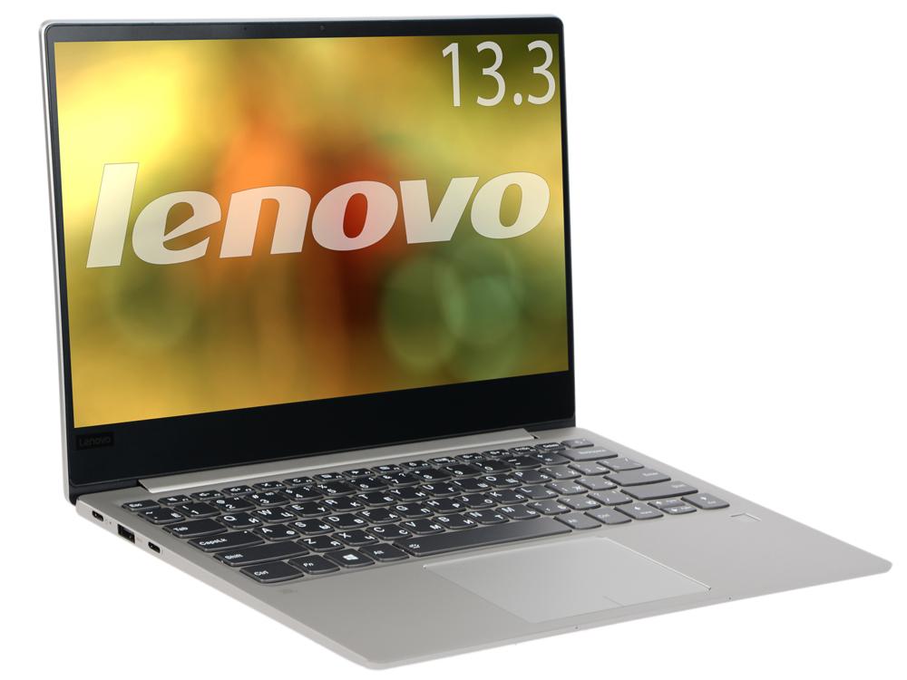Ноутбук Lenovo IdeaPad 720S-13ARR (81BR002VRU) AMD Ryzen 5-2500U (2.0)/8G/256G SSD/13.3FHD IPS/Int:AMD Radeon Vega 8/BT/Win10 Silver lenovo miix520 эксклюзивный выпуск комбо таблетки 12 дюймов i5 8250u 8g памяти 256g win10 клавиатура с подсветкой управление отпечатков пальцев lightning silver