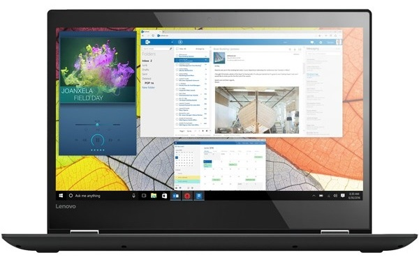 Ноутбук Lenovo Yoga 520-14IKBR (81C80050RK) i7-8550U (1.8)/8G/256G SSD/14FHD IPS Touch/Int:Intel HD 620/BT/Win10 Black сенсорная панель ugee ug2150 digital 21 5inch ips hd pen touch display tablet monitor ug 2150