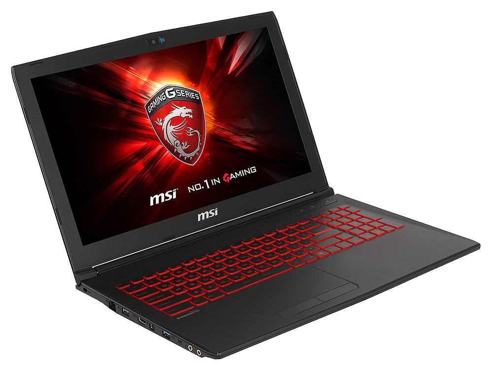 Ноутбук MSI GL62M 7RDX-2677RU i7-7700HQ (2.8) / 8Gb / 1Tb+128Gb SSD / 15.6 FHD IPS / GeForce GTX1050 2Gb/Win10 Home/Black ноутбук msi gl72m 7rdx 1485xru core i7 7700hq 8gb 1tb nv gtx1050 2gb 17 3fullhd dos black