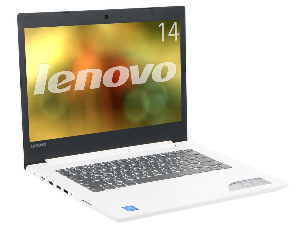 Ноутбук Lenovo IdeaPad 320-14IAP (80XQ0015RK) Pentium N4200 (1.1)/4GB/1TB/14.0'' FHD AG/Int: Intel HD 505/noODD/BT/Win10 (White) beelink ap42 win10 mini pc 4gb 64gb intel processor n4200
