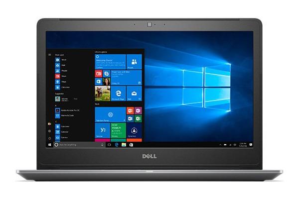 Ноутбук Dell Vostro 5468 (5468-5945) i5-7200U (2.5)/8GB/256GB SSD/14 HD/NV 940MX 4GB/noODD/BT/Win10 (Grey) + MSOffice365 игровой ноутбук asus gl702vm gc271 i5 7300hq 2500mhz 8 1t 128g ssd 17 3fhd ag ips nv gtx1060 3g ddr5 noodd bt