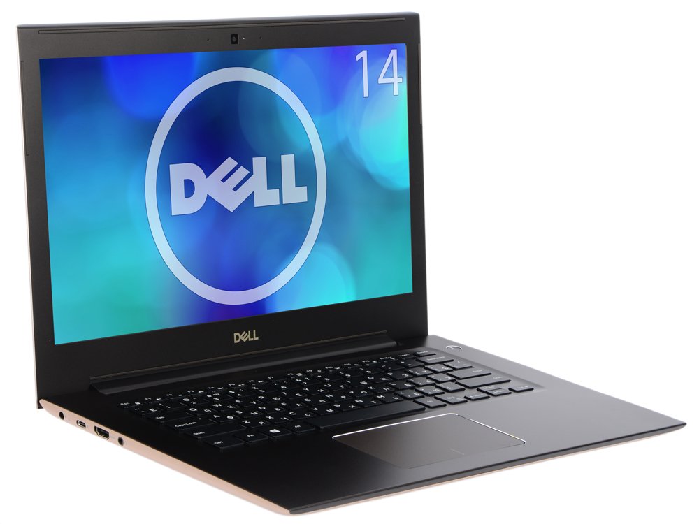 Ноутбук Dell Vostro 5471 (5471-4662) i5-8250U (1.6)/8GB/256GB SSD/14 FHD/Int: Intel HD 620/noODD/BT/Win10 (Rose Gold) ноутбук lenovo yoga 730 13ikb 81ct0096ru i5 8250u 1 6 8gb 256gb ssd 13 fhd touch int intel uhd 620 win10 platinum