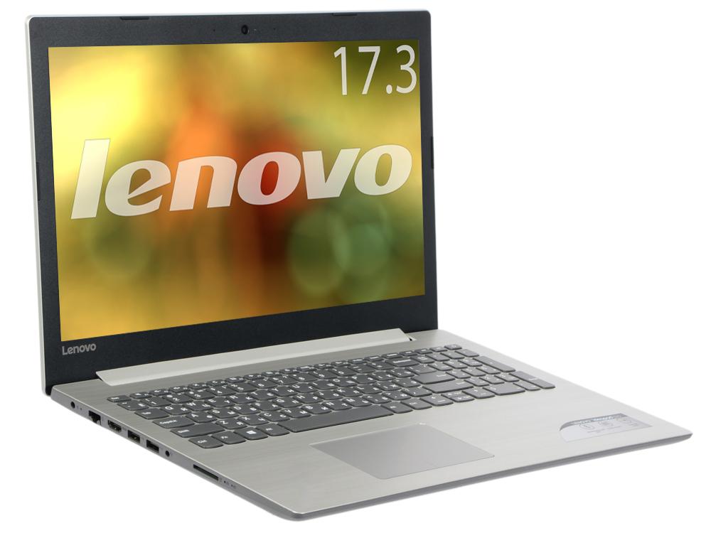 Ноутбук Lenovo IdeaPad 320-17AST (80XW0032RK) AMD A6-9220 (2.5)/8GB/1TB/17.3 HD+/Int: AMD Radeon R4/DVD-SM/BT/Win10 (Grey) ноутбук lenovo ideapad 320 17ast 80xw0032rk 80xw0032rk