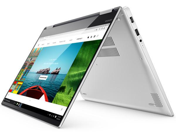 "Ноутбук Lenovo Yoga 720-15IKB (80X70032RK) i5-7300HQ (2.5)/12GB/256GB SSD/15,6"" FHD IPS AG Touch/NV GTX1050 4GB/noODD/BT/Win10 (Platinum)"