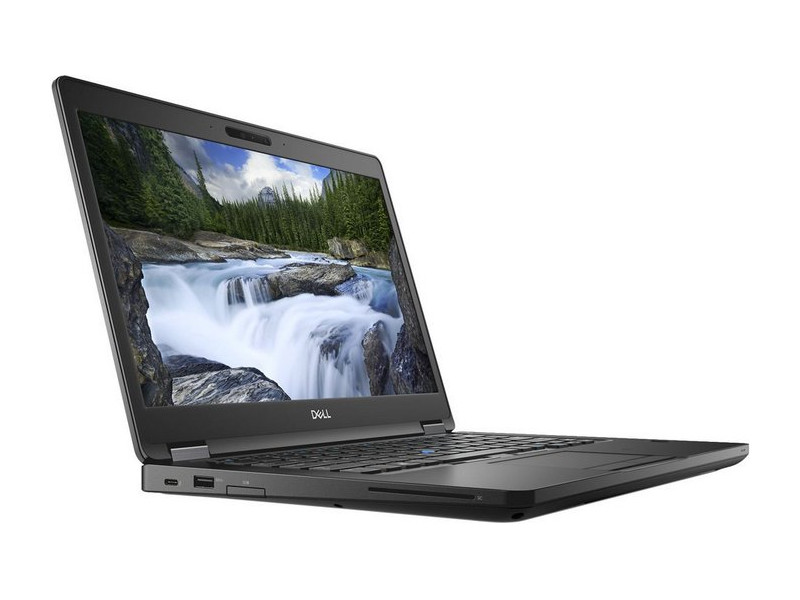 Ноутбук Dell Latitude 5490 (5490-1504) i5-8250U (1.6)/4GB/500GB/14.0 HD AG/Int: Intel UHD 620/Linux (Black) купить