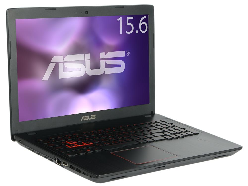 Ноутбук Asus FX553VE-DM467T (90NB0DX4-M06970) i5-7300HQ (2.5) / 12Gb / 1Tb / 15.6 FHD / GeForce GTX1050Ti 2Gb / Win10 Home / Black ноутбук asus a450ld4210 554gsc52x20 i5