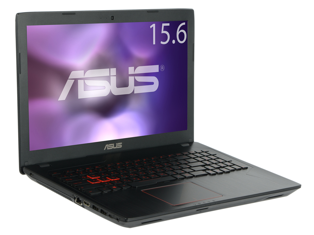 Ноутбук Asus FX553VE-FY177 (90NB0DX4-M06930) i7-7700HQ (2.8 ) /8Gb / 1Tb / 15.6 FHD / GeForce GTX1050Ti 4Gb / Endless / Black original laptop motherboard for asus x750jn rev2 1 system board with i7 4700cpu onboard ddr3 100