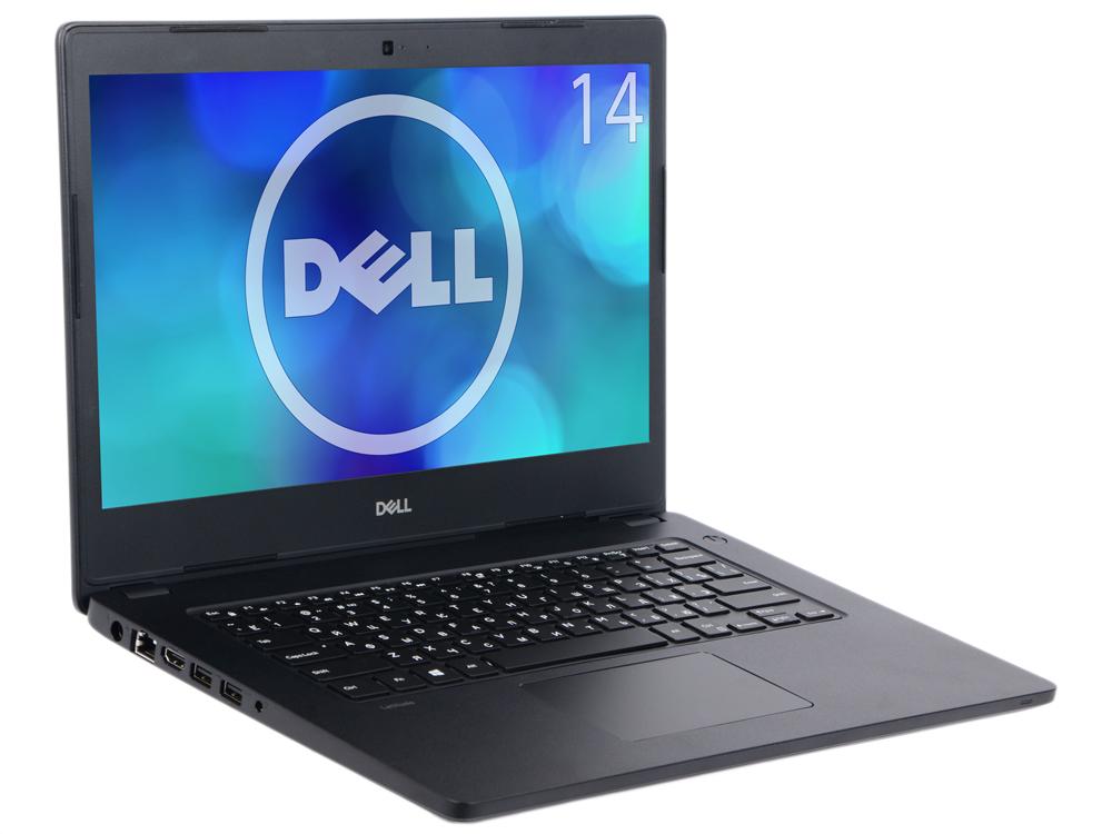 Ноутбук Dell Latitude 3480 (3480-5102) i5-7200U (2.5) / 8Gb / 1Tb / 14 FHD TN / HD Graphics 620 / Win10 Pro / Black free shipping new 13 3 lcd led screen display slim panel matrix lp133wh2 tla2 ltn133at16 for dell latitude e6320 e6330 wxga hd