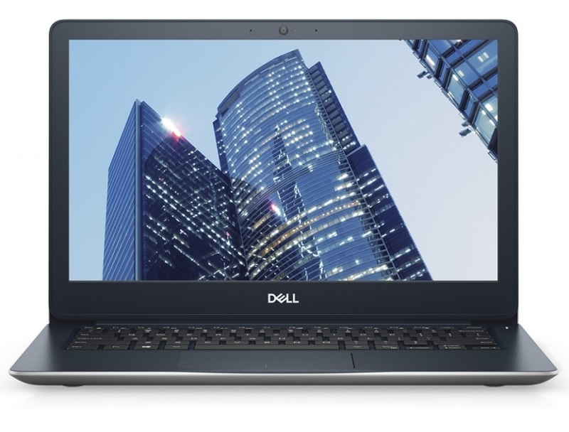 Ноутбук Dell Vostro 5370 (5370-4587) i5-8250U (1.6) / 4Gb / 256Gb SSD / 13.3 FHD / UHD Graphics 620 / Win10 Home / Grey ssd dell 400 aqnv