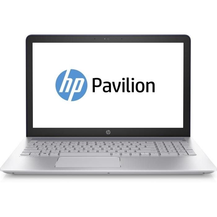 """Ноутбук HP Pavilion 15-cc526ur (2CT25EA) i5-7200U (2.5) / 6Gb / 1Tb / 15.6"""" FHD IPS / GeForce 940MX 2Gb / Win10 Home / Blue"""