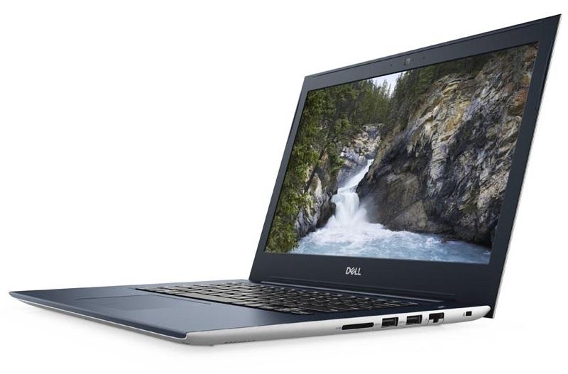 Ноутбук Dell Vostro 5471 (5471-4032) i7-8550U (1.8) / 8Gb / 1Tb+128Gb SSD / 14 FHD / Radeon 530 4Gb / Win10 Home / Silver dell vostro a860 спб