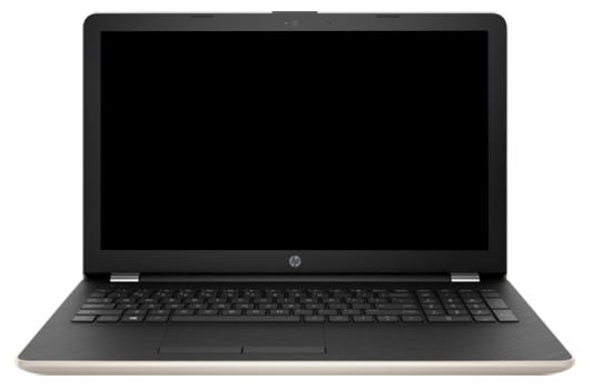 Ноутбук HP 15-bs612ur (2QJ04EA) i3-6006U (2.0) / 4Gb / 1Tb / 15.6 FHD TN / Radeon 520 2Gb / Win 10 Home / Silk Gold ноутбук hp 15 bs612ur 2qj04ea core i3 6006u 4gb 1tb 15 6 fullhd amd 520 2gb dvd win10 gold