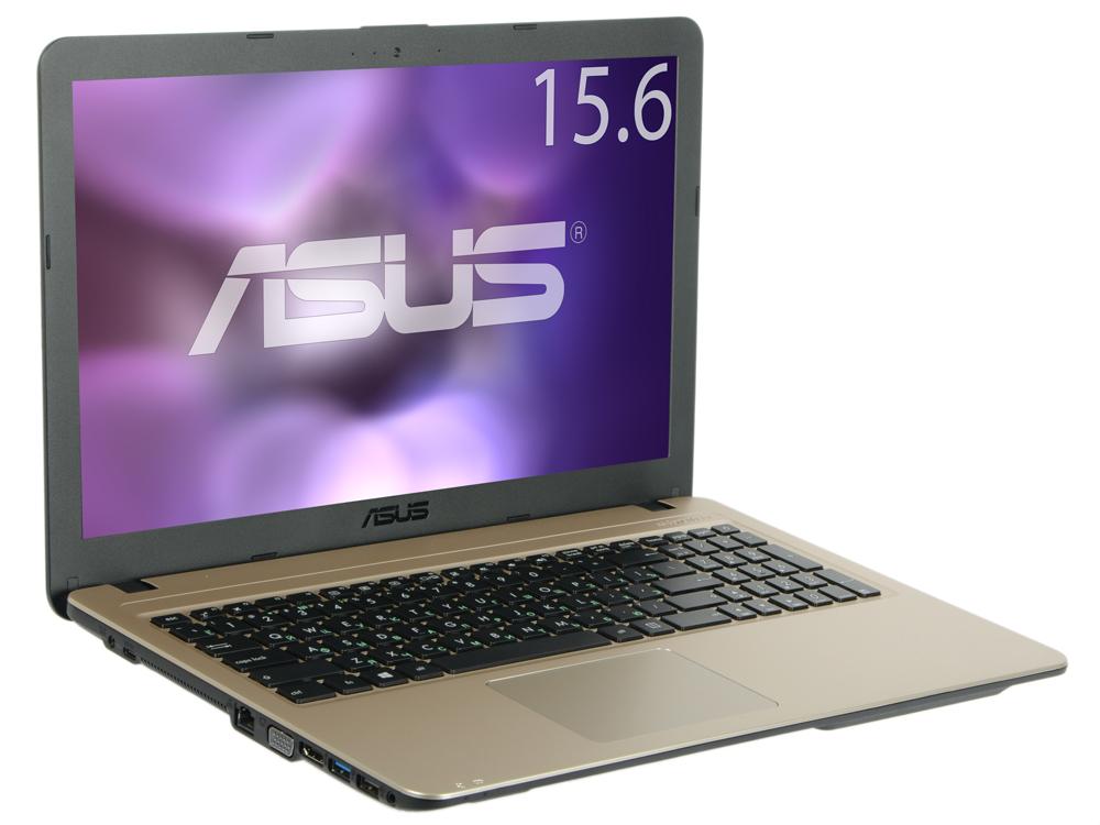 Ноутбук Asus X540YA-XO534T (90NB0CN1-M09280) AMD E1-6010 (1.35)/2GB/500GB/15.6 1366x768/Int: AMD Radeon R2/noDVD/Cam/BT/Win10 (Black Chocolate) asus m5a97 r2 0 soc am3
