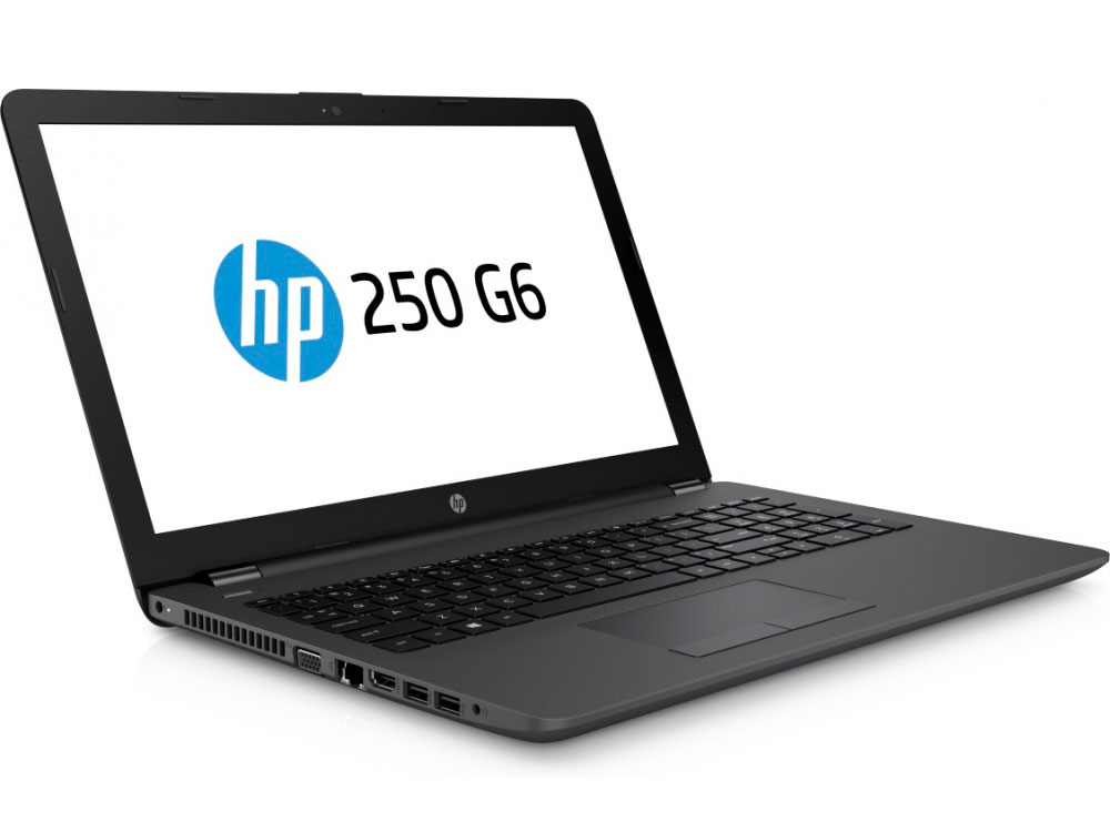 Ноутбук HP 250 G6  Celeron N3350 (1.1)/4GB/500GB/15.61920x1080 AG/Int Intel HD 500/DVD нет/BT/DOS Dark Ash Silver ноутбук hp 250 g6 15 6 intel celeron n3350 1 1ггц 4гб 500гб intel hd graphics 500 dvd rw free dos 2 0 2sx53ea темно серебристый