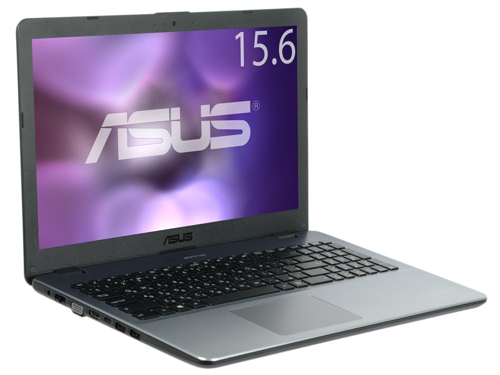 Ноутбук Asus VivoBook 15 X542UA-DM749 (90NB0F22-M10130) i7 7500U (2.7)/8GB/1TB/15.6 1920x1080 AG/Int: Intel HD 620/DVD-SM/BT/DOS (Grey) microsoft microsoft surface book комбинированный планшетный ноутбук 13 5 дюймов intel i7 16g ram для хранения 1tb дискретной графики расширенная версия