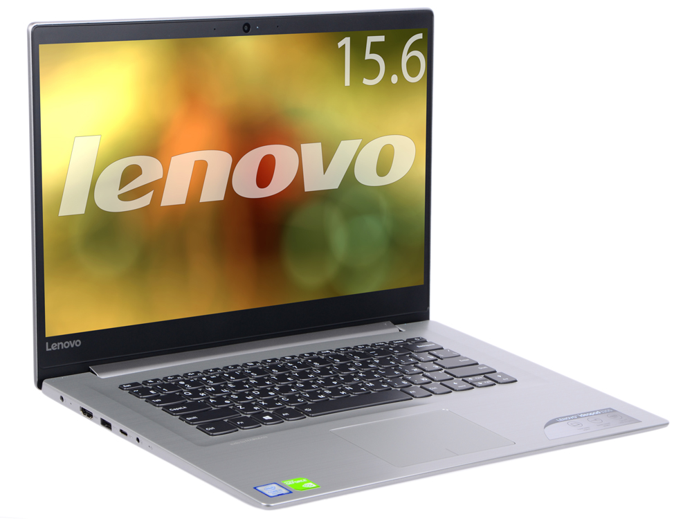 Ноутбук Lenovo 320S-15IKBR (81BQ005ERU) i5-8250 (1.6)/4GB/1000GB/15.6 FullHD/NV GT 940MX 2GB/noODD/BT/Win10 (Grey) ноутбук lenovo 320s 15ikb core i5 7200u 4gb 1tb nv 940mx 2gb 15 6 fullhd win10 white