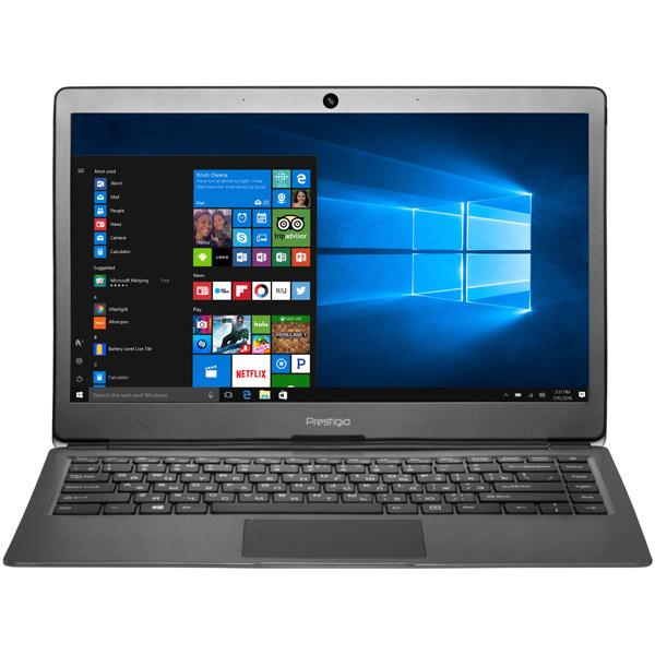 Ноутбук Prestigio SmartBook 133S Celeron N3350 (1.1)/3GB/32GB SSD/13.3 1920x1080 IPS/DVD нет/BT/WiFi/Win 10 (GPPSB133S01ZFHDBCIS) dark brown ноутбук планшет prestigio visconte a 10 1 32gb dark grey