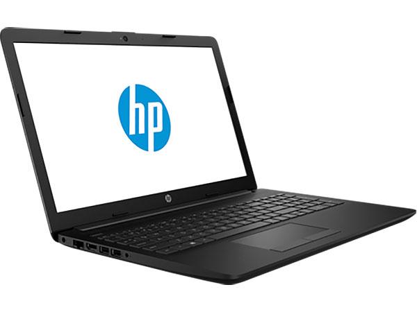 Ноутбук HP 15-da0140ur  i7-8550U (1.8)/8Gb/1Tb+128Gb SSD/15.6FHD AG IPS/INV GeForce MX130 2GB/No ODD/Cam/Win10 (Jet Black) ноутбук hp 15 bs021ur 1zj87ea core i7 7500u 6gb 1tb 128gb ssd amd 530 4gb 15 6 fullhd win10 black