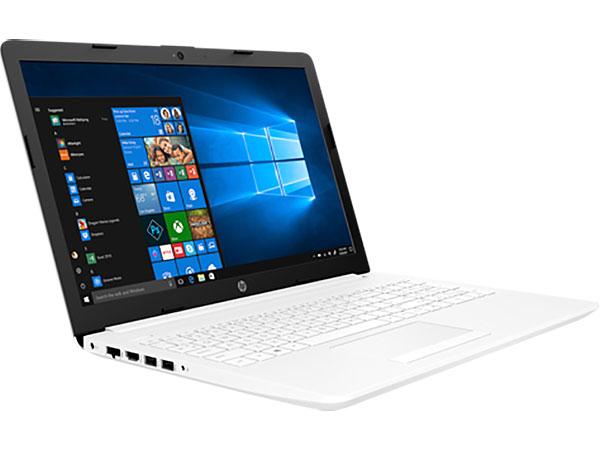 Ноутбук HP 15-da0139ur  i7-8550U (1.8)/8Gb/1Tb+128Gb SSD/15.6FHD AG IPS/INV GeForce MX130 2GB/No ODD/Cam HD/Win10 (Snow White)