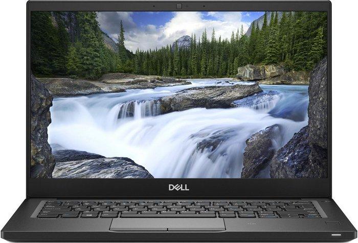 Ноутбук Dell Latitude 7390 (7390-1641) i5-8250U(1.6) / 8Gb / 256Gb SSD / 13.3 FHD IPS / UHD Graphics 620 / Win10 Pro / Black ноутбук dell latitude e7270 core i7 6600u 8gb 512gb ssd 12 5 fhd ips led cam intel hd graphics 520 wifi win7 pro win10 pro