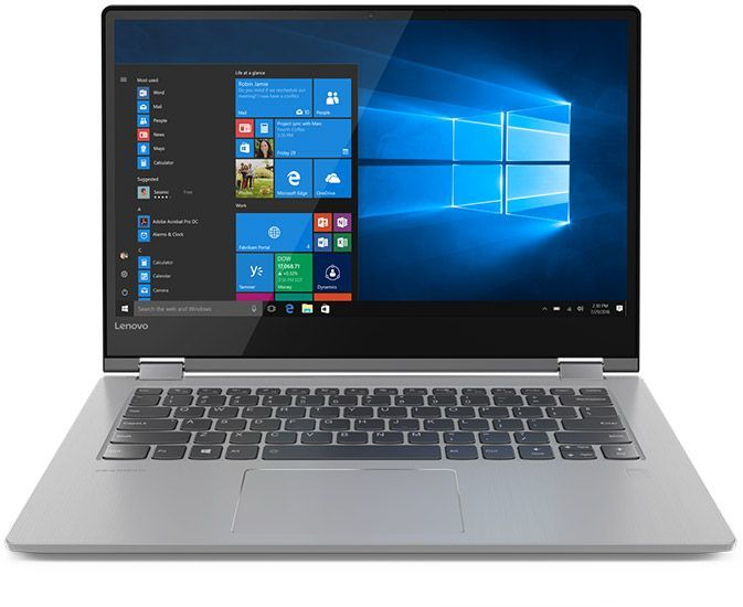 Ноутбук Lenovo Yoga 530-14IKB (81EK009ARU) i7-8550U(1.8) / 8Gb / 256Gb SSD / 14 FHD IPS Touch / GeForce GT940MX 2Gb /Win10 Home / Black ноутбук lenovo yoga 900s 12isk 80ml005drk 12 5 qhd ips multi touch m5 6y54 1 1 ghz 8gb 256gb ssd integrated wifi bt webcam 4 cell win 10