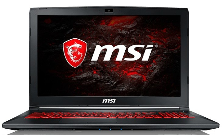 Ноутбук MSI GL62MVR 7RFX-1256RU (9S7-16JBE2-1256) i7-7700HQ (2.8)/8G/1T+128G SSD/15.6''FHD AG/NV GTX1060 3G/noODD/BT/Win10 BLACK ноутбук msi gp72m 7rdx 1017ru core i7 7700hq 8gb 1tb 128gb ssd nv gtx1050 4gb 17 3 fullhd win10 black