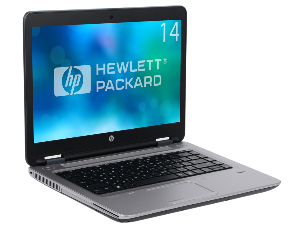 цена на Ноутбук HP ProBook 640 G3 (Z2W28EA) i5-7200U (2.5) / 4GB / 128G SSD / 14 FHD / Int: Intel HD 620 / DVD-SM / FP / Win10Pro (Black/Silver)