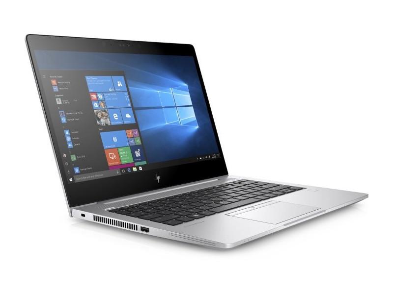 Ноутбук HP EliteBook 830 G5 (3JW84EA) i5-8250U (1.6) / 4GB / 128GB SSD / 13.3 FHD IPS / Int: Intel UHD 620 / noODD / Win10Pro (Silver) hp spectre pro x360 g2 transformer [v1b02ea] silver 13 3 fhd i5 6200u 8gb 128gb ssd hd520 w10pro