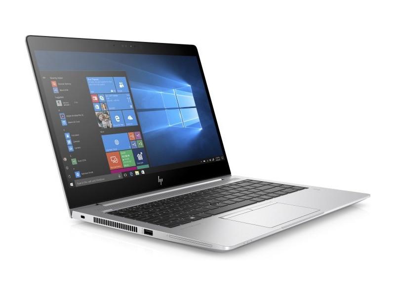 Ноутбук HP EliteBook 840 G5 (3JX62EA) i5-8250U (1.6) / 16GB / 512GB SSD / 14 FHD VA / Int: Intel UHD 620 / noODD / FP / 3G / LTE / Win10Pro (Silver) ультрабук hp elitebook ultrabook 1040 g3 core i5 6300u 16gb 512gb ssd 14 cam lte win7pro win10pro