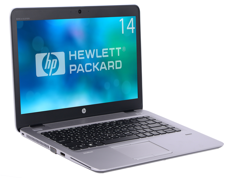 Ноутбук HP EliteBook 840 G4 (1EN80EA) i7-7500U (2.7) / 16GB / 1TB / 14 FHD VA / Int: Intel HD 620 / noODD / FP / Win10Pro (Silver) ноутбук hp elitebook 820 g4 12 5 1920x1080 intel core i7 7500u