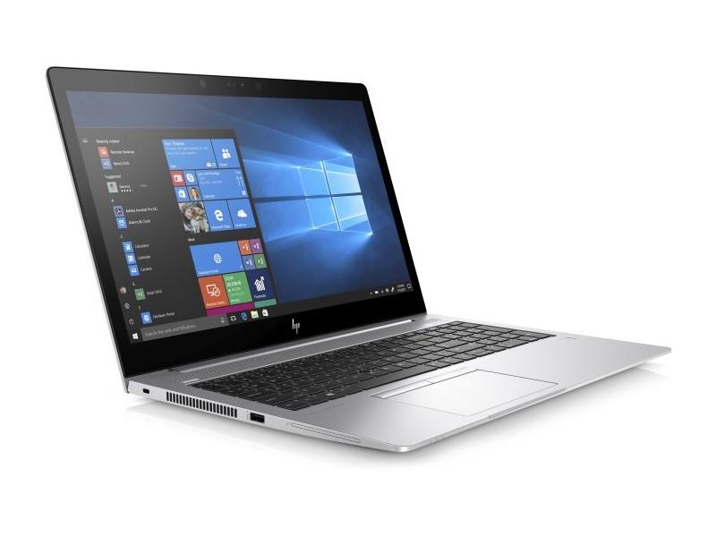 Ноутбук HP EliteBook 850 G5 (3JX11EA) i5-8250U (1.6) / 4GB / 128GB SSD / 15.6 FHD IPS / Int: Intel UHD 620 / noODD / FP / Win10Pro (Silver) ноутбук hp zbook 15 studio g4 y6k16ea core i7 7820hq 16gb 512gb ssd nv quadro m1200 4gb 15 6 uhd win10pro