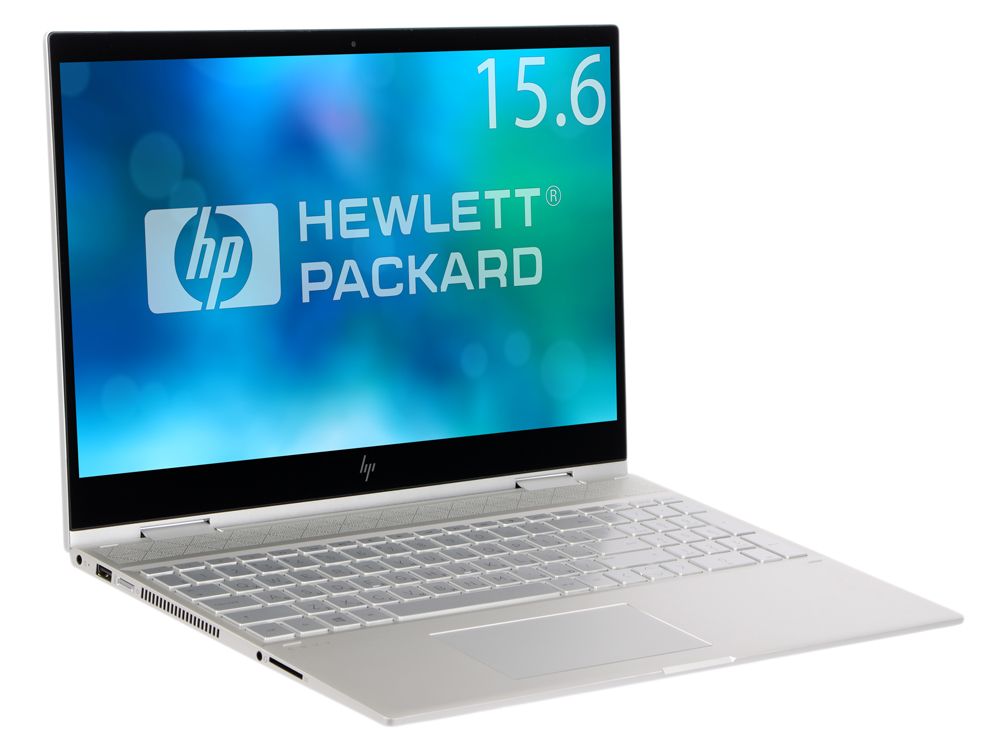 Ноутбук HP Envy x360 15-cn0012ur (4GX09EA) i7-8550U (1.8) / 16GB / 1TB + 256GB SSD / 15.6 FHD IPS Touch / NV GF MX150 4GB / noODD / Pen / Win10 (Natural Silver) 3 in 1 capacitive resistive touch screen stylus ball point pen silver