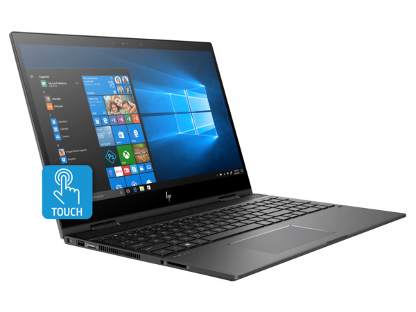 Ноутбук HP Envy x360 15-cn0017ur  i7-8550U(1.8)/16Gb/512Gb SSD/15.6 4K IPS touch/NV GeForce MX150 4GB/Cam HD/FPR/Win10 +Pen (Dark Silver) - laser freckle removal machine skin mole removal dark spot remover for face wart tag tattoo remaval pen