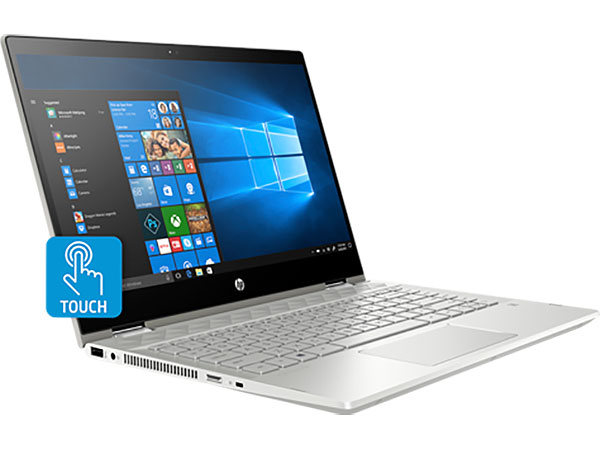 Ноутбук HP Pavilion x360 14-cd0013ur (4GP75EA) i5-8250U(1.6) / 8Gb / 256Gb SSD / 14.0 FHD IPS touch / GeForce MX130 2Gb / FPR / Win10 + Pen / Mineral silver 3 in 1 capacitive resistive touch screen stylus ball point pen silver