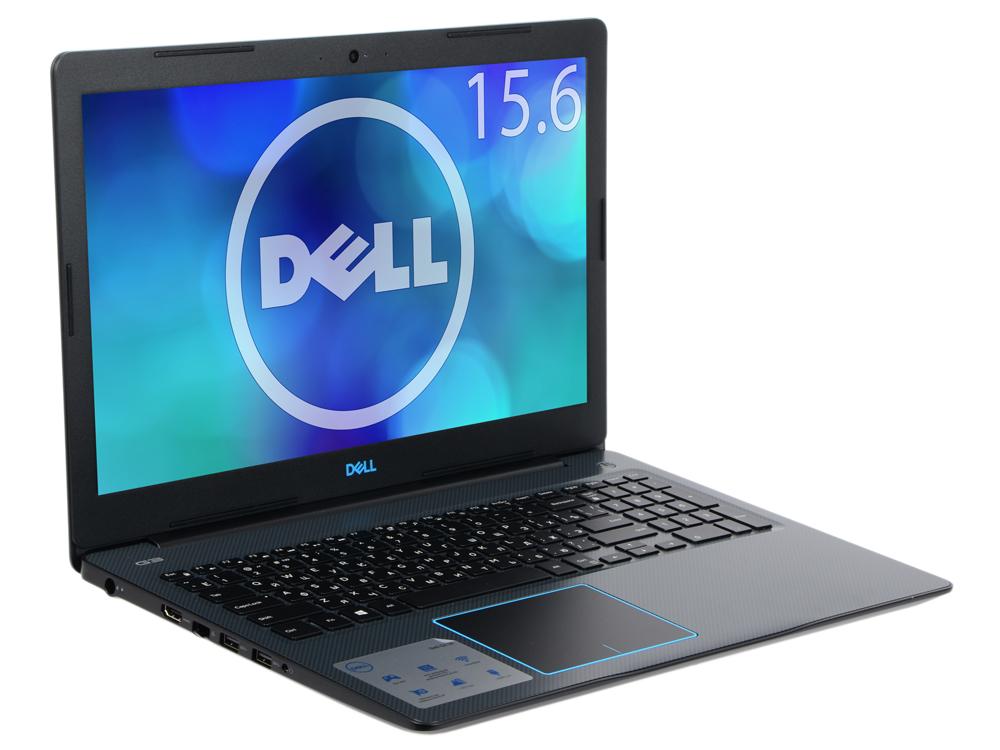 Ноутбук Dell G3-3579 (G315-7084) i5-8300H (2.3) / 8Gb / 1Tb+8Gb SSD / 15.6 FHD AG IPS / NV GTX1050 4Gb / Backlit / Win10 / Black ноутбук dell inspiron 7577 core i5 7300hq 8gb 1tb 8gb ssd nv gtx1050 4gb 15 6 fullhd win10 black