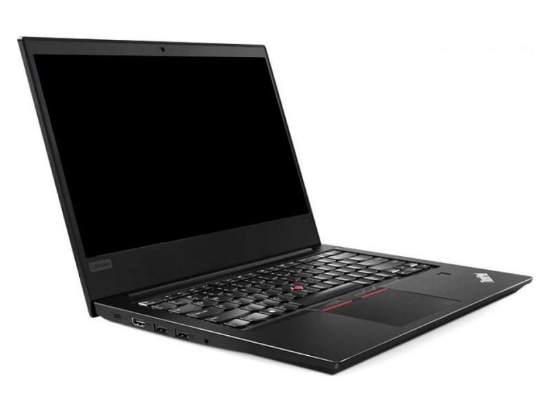 Ноутбук Lenovo ThinkPad Edge 480 (20KN0075RT) i3-8130U (2.2) / 4GB / 1TB / 14 HD AG / Int: Intel UHD 620 / noODD / DOS (Black)