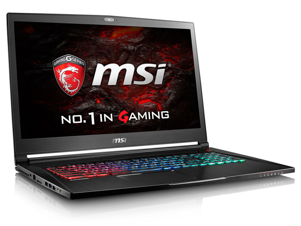 Ноутбук MSI GS73 Stealth 8RF-028RU i7-8750H (2.2) / 32GB / 1TB + 512GB SSD / 17.3 UHD AG 120Hz / NV GTX1070 8GB / noODD / BT / Win10 (Black) msi original zh77a g43 motherboard ddr3 lga 1155 for i3 i5 i7 cpu 32gb usb3 0 sata3 h77 motherboard