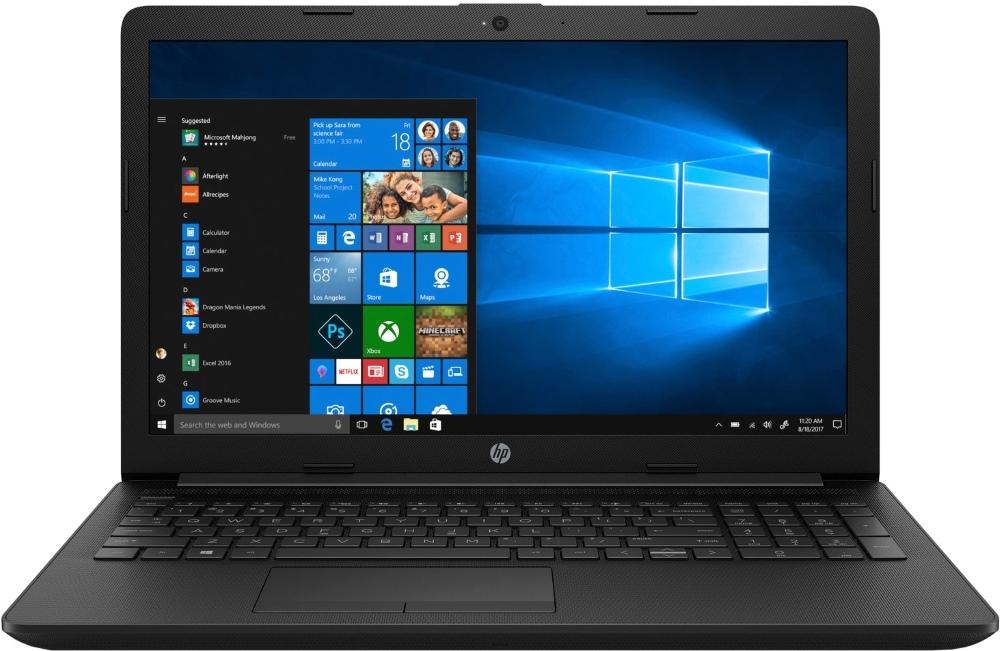 Ноутбук HP15-db0105ur (4JU22EA) AMD Ryzen 3 2200U(2.5)/4G/500G/15.6FHD/Int:AMD Radeon Vega 3/noDVD/Win10 Jet Black припой yunnan 3 63a 500g