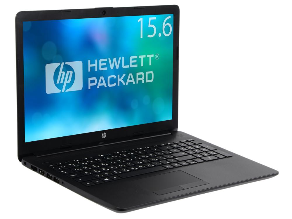 Ноутбук HP15-db0105ur (4JU22EA) AMD Ryzen 3 2200U(2.5)/4G/500G/15.6FHD/Int:AMD Radeon Vega 3/noDVD/Win10 Jet Black 500g he shou wu powder black been polygonum multiflorum root 100