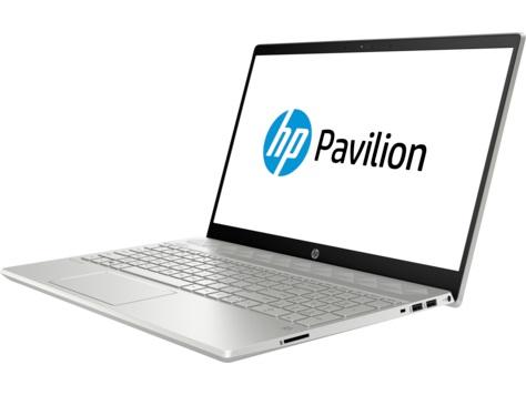 Ноутбук HP Pavilion 15-cs0037ur (4JV24EA) i3 8130U(2.2)/4G/1T + 16G M2 PCIe/15.6FHD/Int:Intel HD/noDVD/Win10 Mineral silver hp v1405 16g page 1