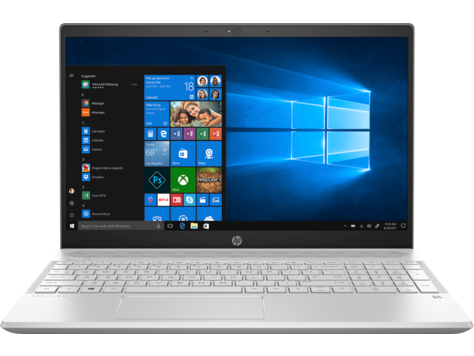 Ноутбук HP Pavilion 15-cs0022ur (4JV00EA) i5-8250U/4G/1T+16G/15.6FHD IPS/NV Mx150 2G/Win10 silver 682016 001 for hp pavilion dv7 7000 notebook hm77 630m 2g 48 4st10 031 laptop motherboard 682016 501