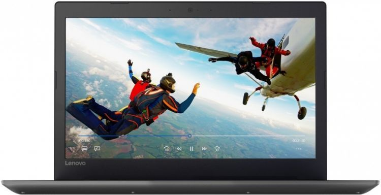 Ноутбук Lenovo IdeaPad 320-15ISK (80XH01YPRU) i3-6006U(2.0) / 4Gb / 1Tb / 15.6 HD TN / HD Graphics 520 / Win10 Home / Onyx Black lenovo 520 22iku black f0d50004rk
