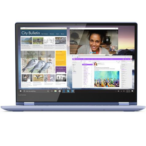Ноутбук Lenovo Yoga 530-14IKB (81EK0091RU) 14.0'' FHD(1920x1080) IPS nonGLARE/TOUCH/Intel Core i3-7130U 2.70GHz Dual/8GB/256GB SSD/GMA HD/noDVD/WiFi/B nokotion free shipping 448434 001 la 3491p laptop motherboard for hp 530 intel i945gm gma 950 ddr2 100% test warranty 60 days