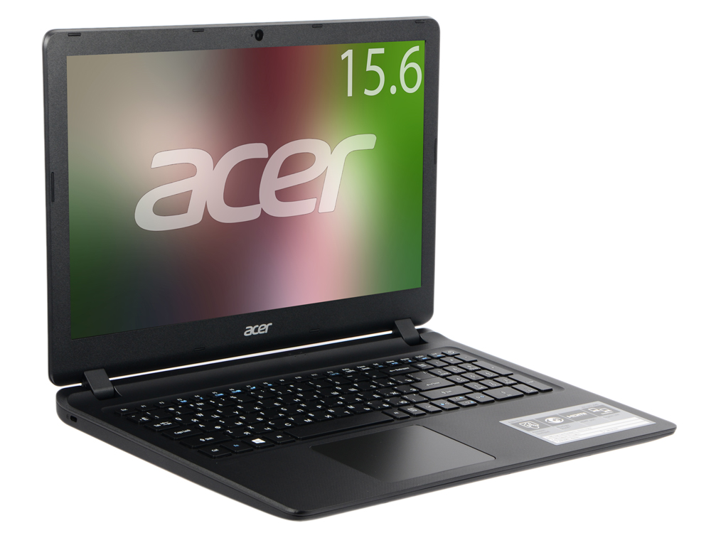 Ноутбук Acer Aspire ES1-523-294D (NX.GKYER.013) AMD E1 7010/4G/500G/15.6HD/R2/Win10 black kefu dazqsamb6f1 for acer e1 471 e1 471g aspire dazqsamb6f1 laptop motherboard ddr3 e1 471 mainboard 100% tested motherboard